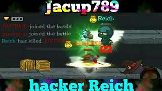 Oh My Heroes! - hacker REICH