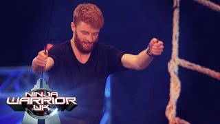 Toby Nails It | Ninja Warrior UK