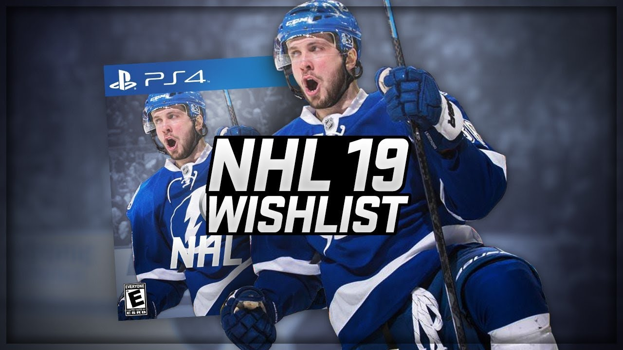 NHL 19 FRANCHISE MODE WISH LIST! - Tougie's Take - YouTube