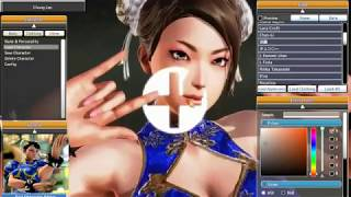Honey Select Chun Li Mod