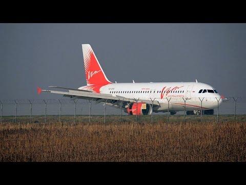 Airbus A319 VQ-BTK VIM Airlines | Chisinau International Airport (KIV/LUKK) | Moldova