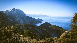 Wandern in Griechenland - Krifi Panagia, Kymi Evia