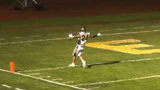 2019 Section V Football Top 10 Plays (Week 6)