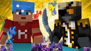 Dansk Minecraft - Build Battle: DEN LILLE HAVFRUE?! #27