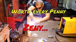 Zeny Cut 50 plasma cutter (unboxing & First impressions)