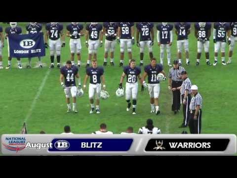 London Blitz - 2012 Season Highlights Part 2