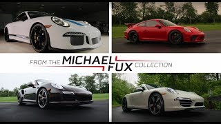 Four Porsches From the Michael Fux Collection // Mecum Kissimmee 2019