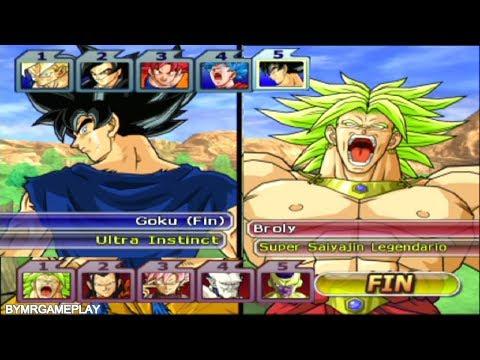 Dragon Ball Z Budokai Tenkaichi 3  | All Goku Vs Villains