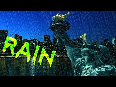 🎧 RAIN SOUNDS IN NEW YORK CITY | Relaxing Ambient Noise For Better Sleep and Focus, @Ultizzz day#17