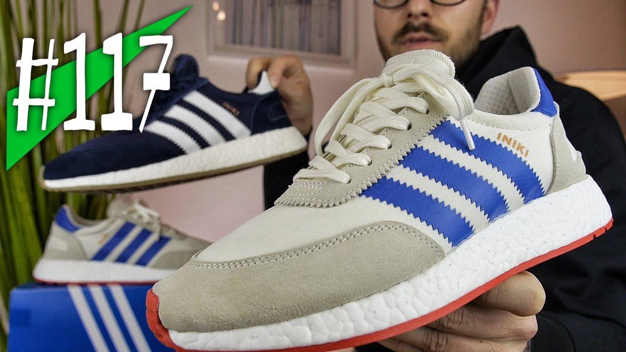 40a9de4d6fa 117 - adidas INIKI Runner Boost - Review on feet - sneakerkult - YouTube