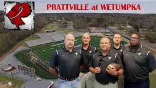 Prattville At Wetumpka   Varsity Football