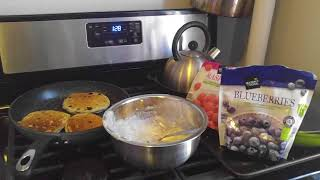 VEGAN Baking - Pancakes, Cake, Bread (Simple Substitute Eggless Cooking = Apple Sauce) Recipes Chef