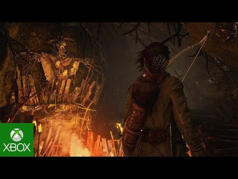 Rise of the Tomb Raider: Baba Yaga Trailer