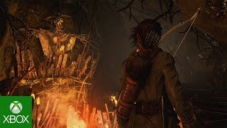 Rise of the Tomb Raider: Baba Yaga Trailer