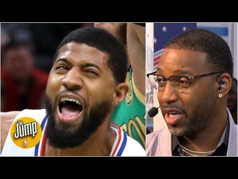 If Paul George isn't healthy, the Clippers have no chance - Tracy McGrady | The Jump