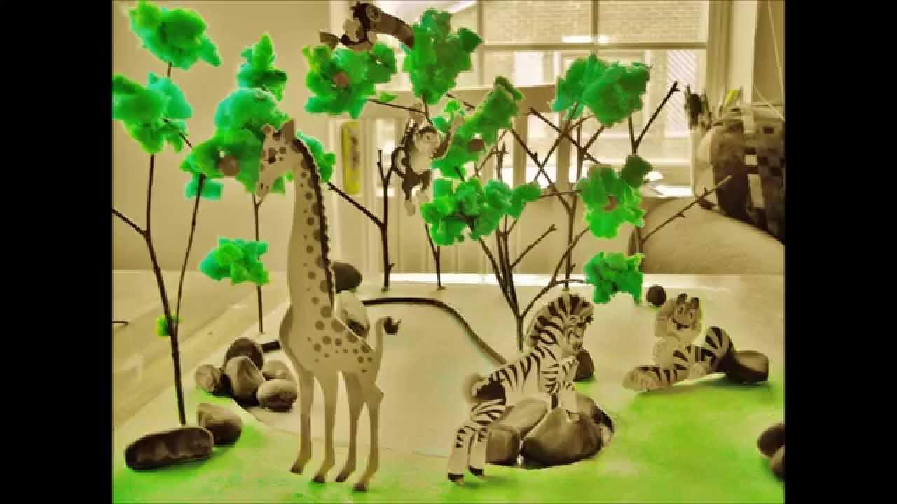Animal Food Chain Craft