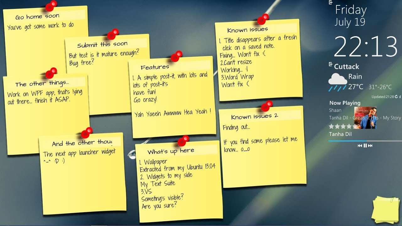 Easily Windows 10 Sticky Notes Tutorial By World Of