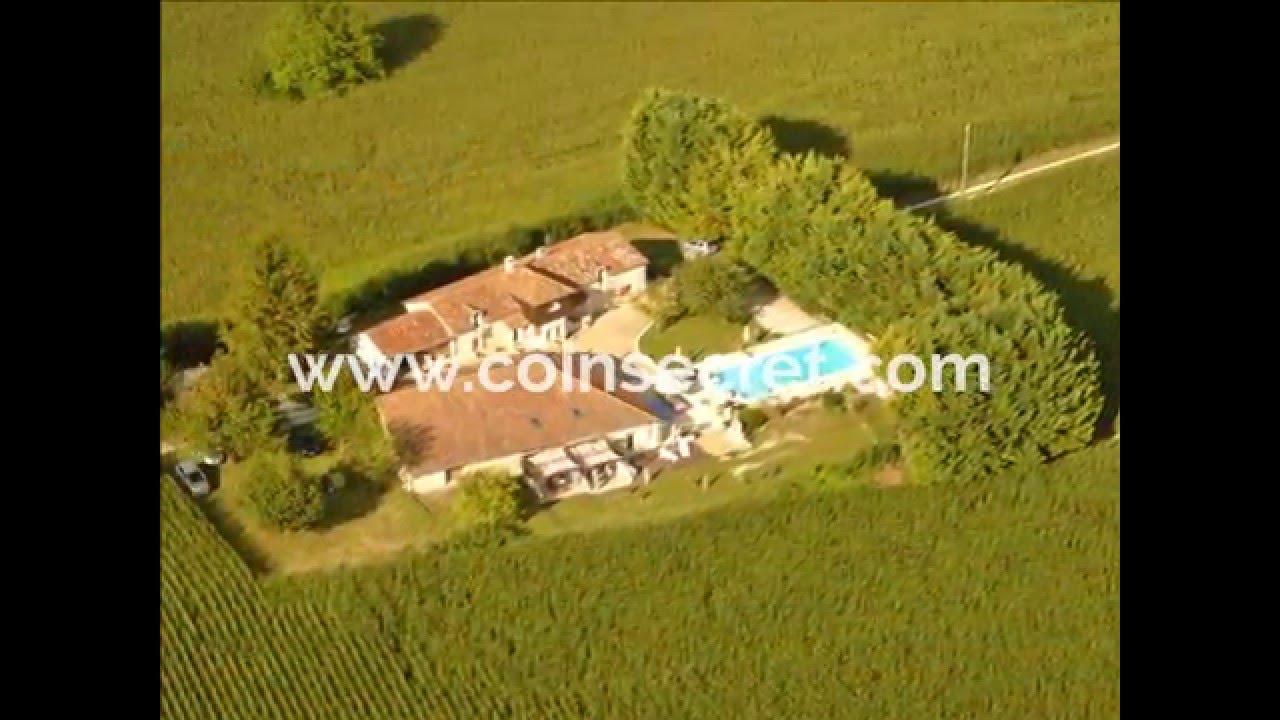 Location Du0027une Maison De Vacances En Campagne Avec Piscine, En Dordogne, à  Montagrier