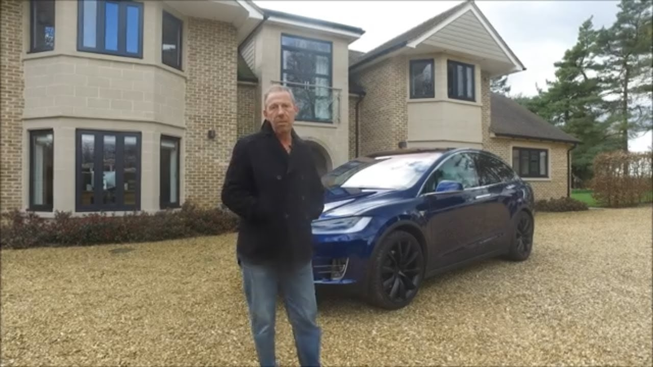 Tesla Mania With The Model X Review Road Test