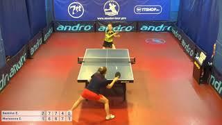 Настольный теннис матч 210218 13 Семина Ева Морозо...