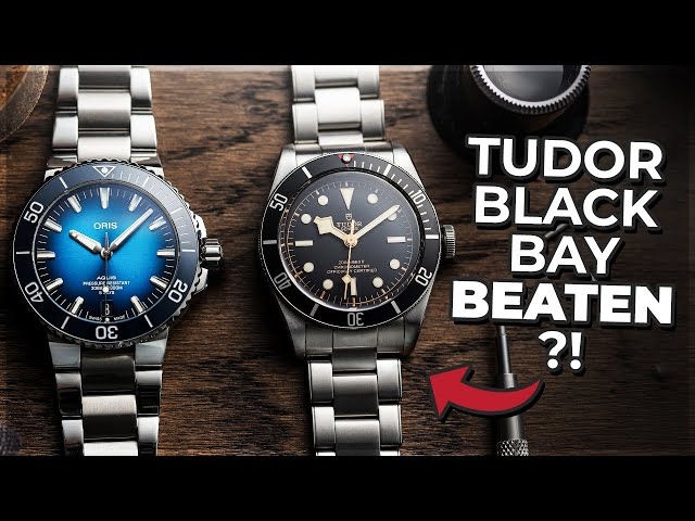Best Sub £3,000 Diver? | Tudor Black Bay vs Oris Aquis Date Calibre 400