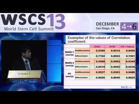 WSCS 2013: STEM CELL OPEN INNOVATION IN JAPAN