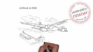 Самолеты нарисованные карандашом  Как нарисовать пассажирский самолет поэтапно видео(как нарисовать самолет, как нарисовать самолёт поэтапно, как нарисовать самолет карандашом, как нарисовать..., 2014-07-26T14:05:33.000Z)