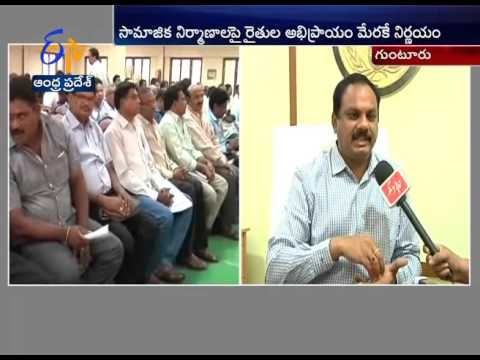 ETV Interview with Guntur joint collector Cherukuri Sridhar