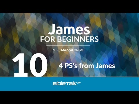 Four PS's from James