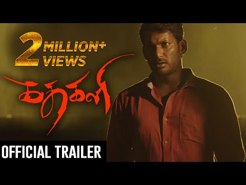 Kathakali Official Trailer - Vishal