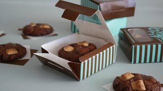 濃厚チョコクッキー cook kafemaruさんのレシピ書き起こし