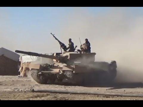 بعد تسليم شرق سوريا لميليشيا إيران الشيعية.. داعش يهاجم شرق حماة المحرر ويحرز تقدماً  - 12:21-2017 / 12 / 8