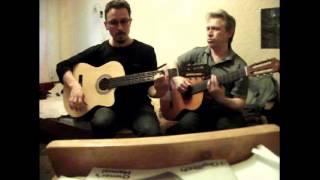 Марат Алеев и Влад Григорьев .COVER  известных песен