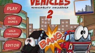 Vehicles 2 Level1-40 - Walkthrough