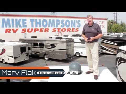 MTRV Parts & Accessory Store: King Satellite Options