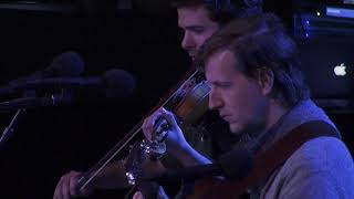 Hill Justice (The Goat Rodeo Sessions)   Live from Here with Chris Thile