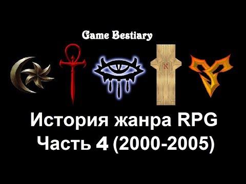 История жанра RPG. Часть 4 (2000-2005 гг.)