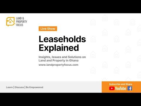 Leaseholds Explained
