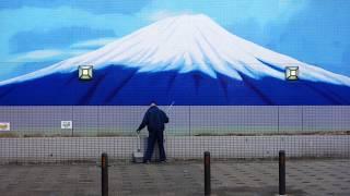 2018.02.15 とある町の壁画。 The Who - The Kids Are Alright.