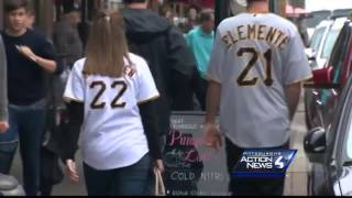 #Buctober: Pirates fever takes over the city
