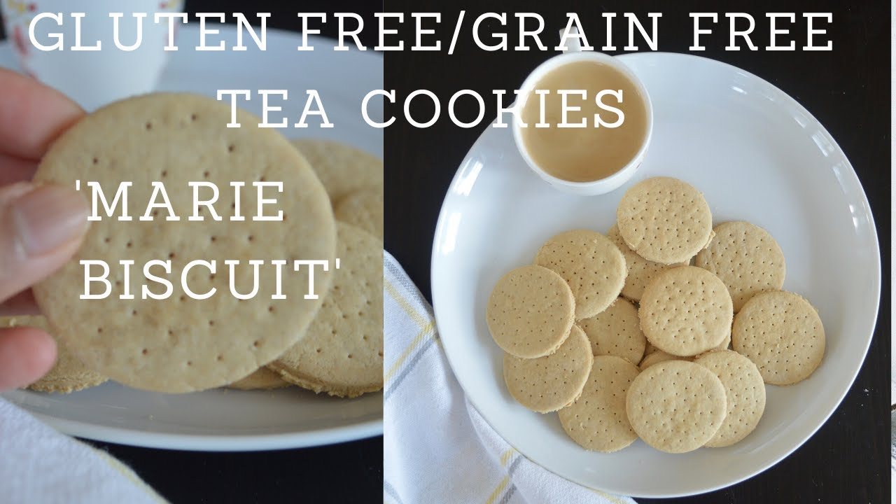 Gluten Free Marie Biscuits Tea Time Cookies Paleo Aip Vegan
