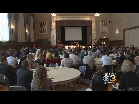 Legalize Marijuana Advocates Hold Forum In New Jersey's Capital