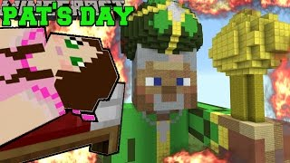 Repeat youtube video Minecraft: BURNING ST. PATRICK'S DAY (NOBODY SURVIVES MY HOLIDAY!) Mini-Game