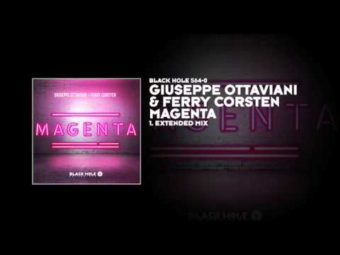 Giuseppe Ottaviani and Ferry Corsten - Magenta (Extended Mix)