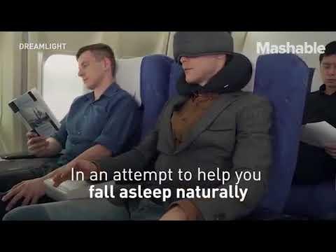 Dreamlight: The World's Smartest Sleep Mask   Indiegogo