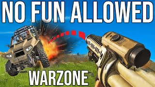 Explosives are RUINING Call of Duty Warzone