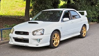 2003 Subaru Impreza WRX STi GDB (Canada Import) Japan Auction Purchase Review