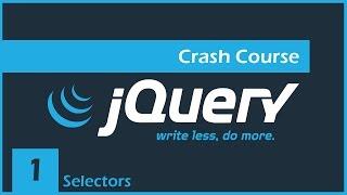jQuery Crash Course