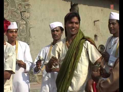 MALA PANDARILA NEL GA BAYA MARATHI BHAJAN BY ANAND SHINDE [Full Video Song] I EKNATHACHE BHAROOD