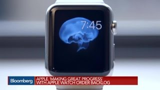 Apple 'Making Great Progress' With Apple Watch Backlog